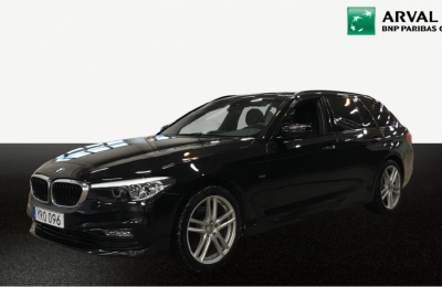 BMW 520D XDRIVE Touring Connected Ed -18